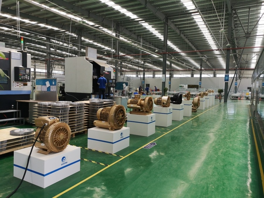 GOORUI New Factory